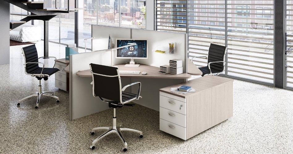 Asortiman uredi studio habitat - Arredo ufficio moderno ...